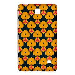 Yellow Pink Shapes Pattern   Sony Xperia Z3 Hardshell Case by LalyLauraFLM