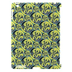 Black And Yellow Pattern Apple Ipad 3/4 Hardshell Case (compatible With Smart Cover) by linceazul