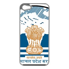 Seal Of Indian Sate Of Himachal Pradesh Apple Iphone 5 Case (silver) by abbeyz71