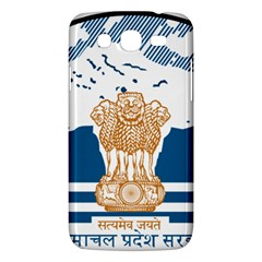 Seal Of Indian Sate Of Himachal Pradesh Samsung Galaxy Mega 5 8 I9152 Hardshell Case  by abbeyz71