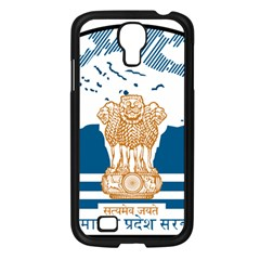 Seal Of Indian Sate Of Himachal Pradesh Samsung Galaxy S4 I9500/ I9505 Case (black) by abbeyz71