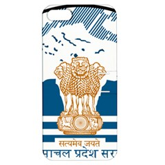 Seal Of Indian Sate Of Himachal Pradesh Apple Iphone 5 Hardshell Case With Stand by abbeyz71