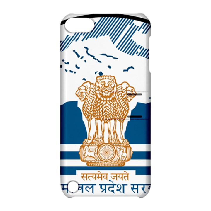 Seal of Indian Sate of Himachal Pradesh Apple iPod Touch 5 Hardshell Case with Stand