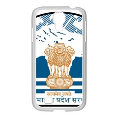 Seal Of Indian Sate Of Himachal Pradesh Samsung Galaxy S4 I9500/ I9505 Case (white) by abbeyz71