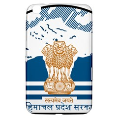 Seal Of Indian Sate Of Himachal Pradesh Samsung Galaxy Tab 3 (8 ) T3100 Hardshell Case  by abbeyz71