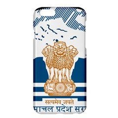 Seal Of Indian Sate Of Himachal Pradesh Apple Iphone 6 Plus/6s Plus Hardshell Case by abbeyz71