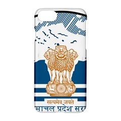 Seal Of Indian Sate Of Himachal Pradesh Apple Iphone 7 Hardshell Case by abbeyz71