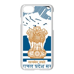 Seal Of Indian Sate Of Himachal Pradesh Apple Iphone 7 Seamless Case (white) by abbeyz71