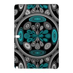 Geometric Arabesque Samsung Galaxy Tab Pro 12 2 Hardshell Case by linceazul