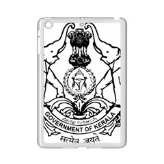 Seal Of Indian State Of Kerala  Ipad Mini 2 Enamel Coated Cases by abbeyz71