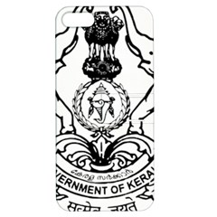 Seal Of Indian State Of Kerala  Apple Iphone 5 Hardshell Case With Stand by abbeyz71