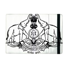 Seal Of Indian State Of Kerala  Ipad Mini 2 Flip Cases by abbeyz71