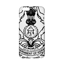 Seal Of Indian State Of Kerala  Apple Iphone 6/6s Hardshell Case by abbeyz71