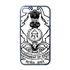 Seal Of Indian State Of Kerala Apple Iphone 4 Case (black) by abbeyz71