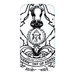 Seal Of Indian State Of Kerala Samsung Galaxy S4 I9500/i9505 Hardshell Case by abbeyz71