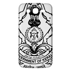 Seal Of Indian State Of Kerala Samsung Galaxy Mega 5 8 I9152 Hardshell Case  by abbeyz71