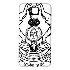 Seal Of Indian State Of Kerala Samsung Galaxy S5 Back Case (white) by abbeyz71