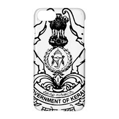 Seal Of Indian State Of Kerala Apple Iphone 7 Hardshell Case by abbeyz71