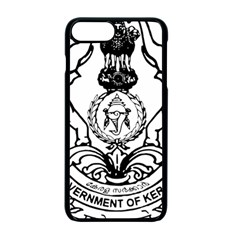 Seal Of Indian State Of Kerala Apple Iphone 7 Plus Seamless Case (black) by abbeyz71