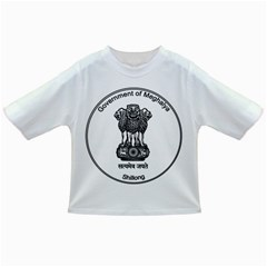 Seal Of Indian State Of Meghalaya Infant/toddler T Shirts by abbeyz71
