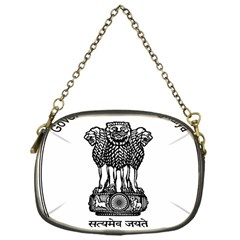 Seal Of Indian State Of Meghalaya Chain Purses (one Side)  by abbeyz71