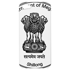 Seal Of Indian State Of Meghalaya Apple Iphone 5 Hardshell Case by abbeyz71
