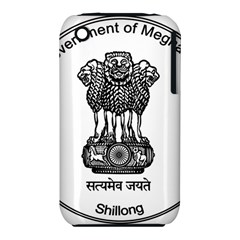 Seal Of Indian State Of Meghalaya Iphone 3s/3gs by abbeyz71