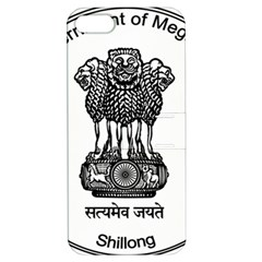 Seal Of Indian State Of Meghalaya Apple Iphone 5 Hardshell Case With Stand by abbeyz71