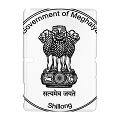 Seal Of Indian State Of Meghalaya Galaxy Note 1 by abbeyz71