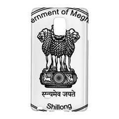 Seal Of Indian State Of Meghalaya Galaxy Note Edge by abbeyz71