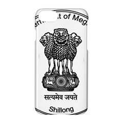 Seal Of Indian State Of Meghalaya Apple Iphone 7 Hardshell Case by abbeyz71