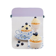 Blueberry Cupcakes Apple Ipad 2/3/4 Protective Soft Cases