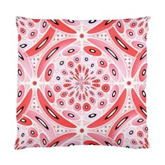 Geometric Harmony Standard Cushion Case (two Sides) by linceazul
