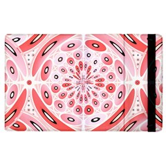 Geometric Harmony Apple Ipad 3/4 Flip Case by linceazul