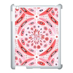 Geometric Harmony Apple Ipad 3/4 Case (white) by linceazul