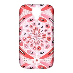 Geometric Harmony Samsung Galaxy S4 Classic Hardshell Case (pc+silicone) by linceazul