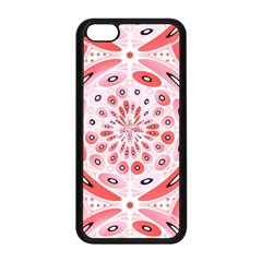 Geometric Harmony Apple Iphone 5c Seamless Case (black) by linceazul