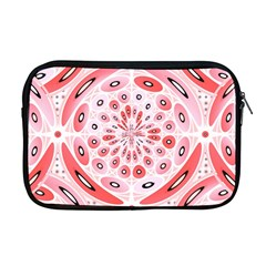 Geometric Harmony Apple Macbook Pro 17  Zipper Case by linceazul
