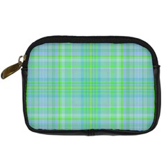 Plaid Design Digital Camera Cases by Valentinaart