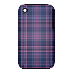 Plaid Design Iphone 3s/3gs by Valentinaart