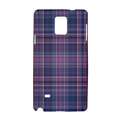 Plaid Design Samsung Galaxy Note 4 Hardshell Case