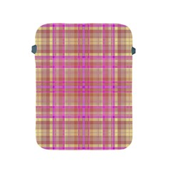 Plaid Design Apple Ipad 2/3/4 Protective Soft Cases by Valentinaart