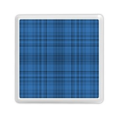 Plaid Design Memory Card Reader (square)  by Valentinaart
