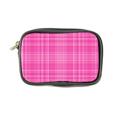 Plaid Design Coin Purse by Valentinaart