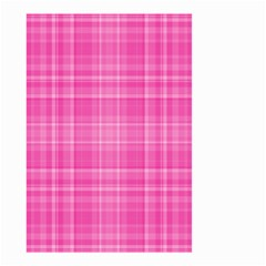 Plaid Design Small Garden Flag (two Sides) by Valentinaart