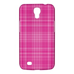 Plaid Design Samsung Galaxy Mega 6 3  I9200 Hardshell Case