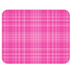 Plaid Design Double Sided Flano Blanket (medium)  by Valentinaart
