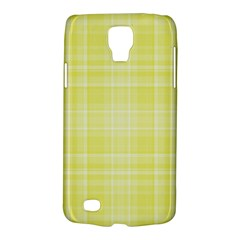 Plaid Design Galaxy S4 Active