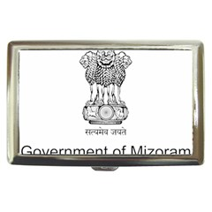 Seal Of Indian State Of Mizoram Cigarette Money Cases by abbeyz71