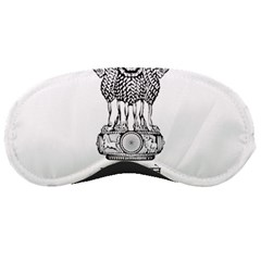 Seal Of Indian State Of Mizoram Sleeping Masks by abbeyz71